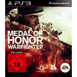 [PS3/360] Medal of Honor Warfighter für 25,00€ [Saturn online] bei offline Abholung!