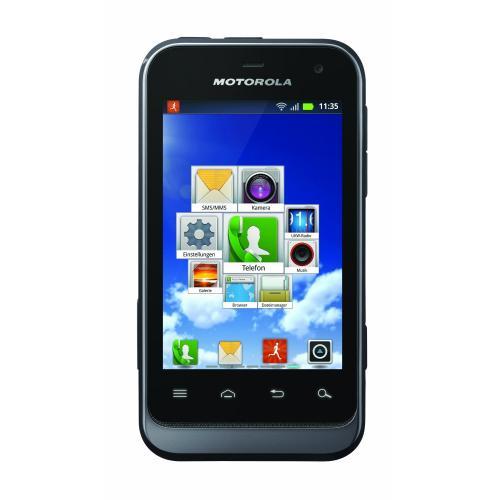 Motorola Defy Mini (Outdoorhandy / Android 2.3. / 3.2 Zoll ) @ Saturn Super Sunday für 69,00 EUR