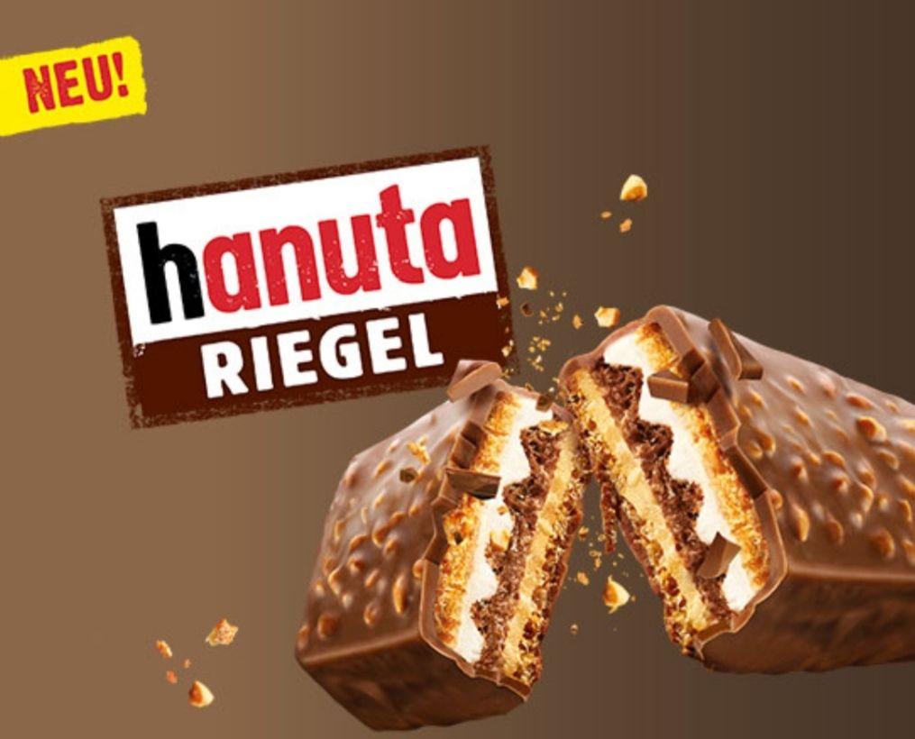 Hanuta Riegel ab 07.11. bei Kaufland