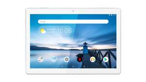 LENOVO Tab M10, Tablet, 16 GB, 2 GB RAM, 10.1 Zoll, Android 8.0, Polar White