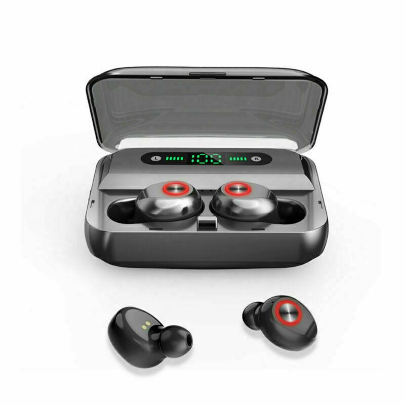 [eBay] Bluetooth Kopfhörer ENACFIRE E18 Kopfhörer in Ear Bluetooth 5.0 Headset - SCHWARZ