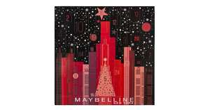 Maybelline New York Adventskalender 2019
