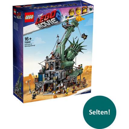 LEGO The Movie 2 - Willkommen in Apokalypstadt! (70840)