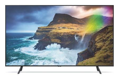 SAMSUNG GQ55Q70 QLED-TV bei expert Borken für 899€!! + 100€ Cashback Samsung effektiv dann 799€!