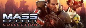 Steam: Mass Effect Collection für 6,99€