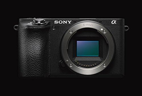 Sony Alpha 6500 zum neuen Bestpreis (Amazon.de)