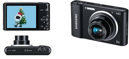 Samsung Digitalkamera EC-ST 66 schwarz, 16 MP, 5x optischer Zoom @ Expert (lokal) & expert.de