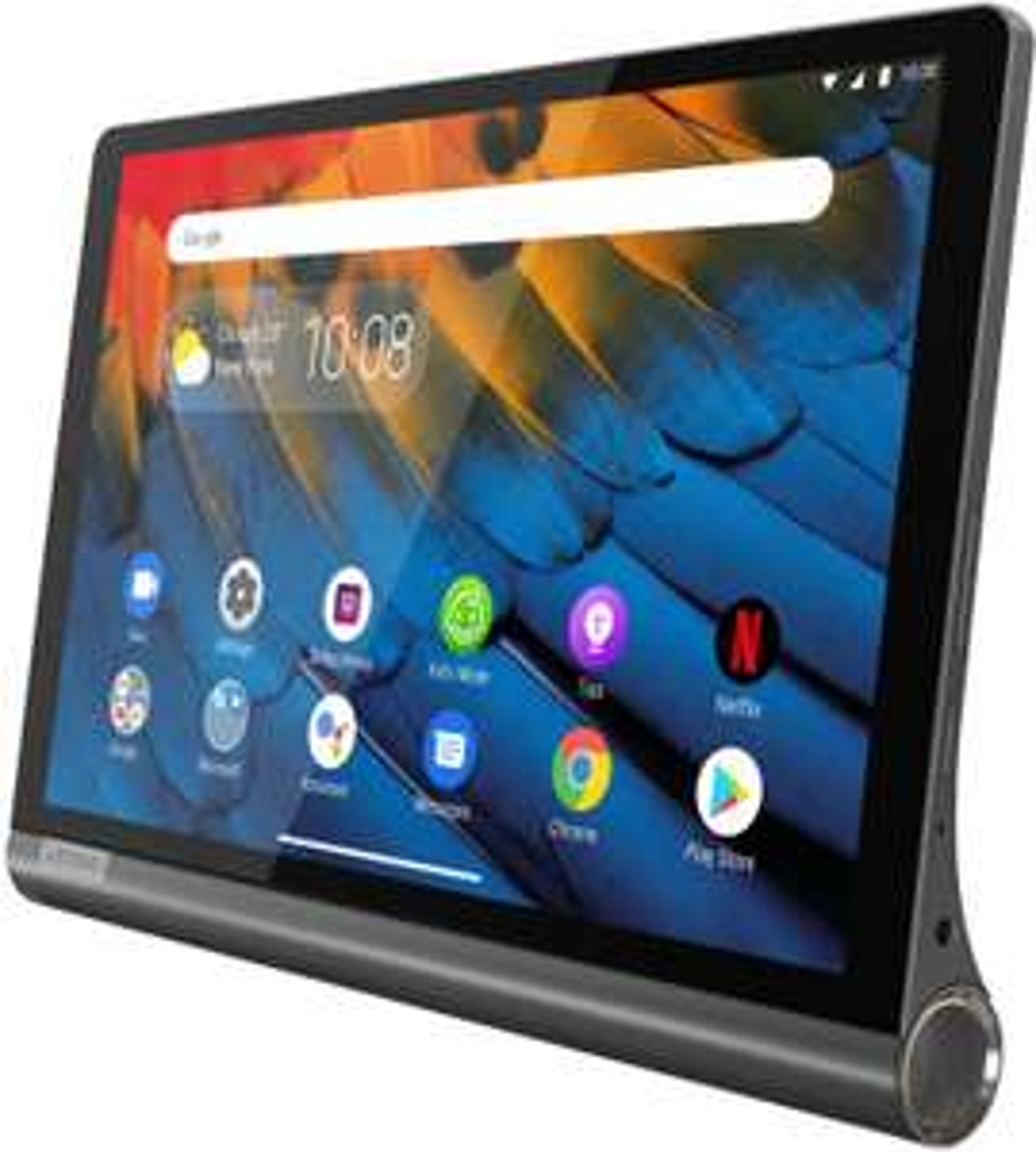 "Lenovo Yoga Smart Tab (10.1"", IPS, 1920x1200, 320cd/m², SD 439, 4GB RAM, 64GB + microSD, USB-C, Stereo-LS, Ständer, 7000mAh, Android 9.0)"