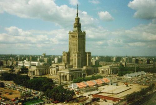 Wochenende für 2 Personen in Warschau: Flug + Ibis-Hotel (37,68€ p.P.)
