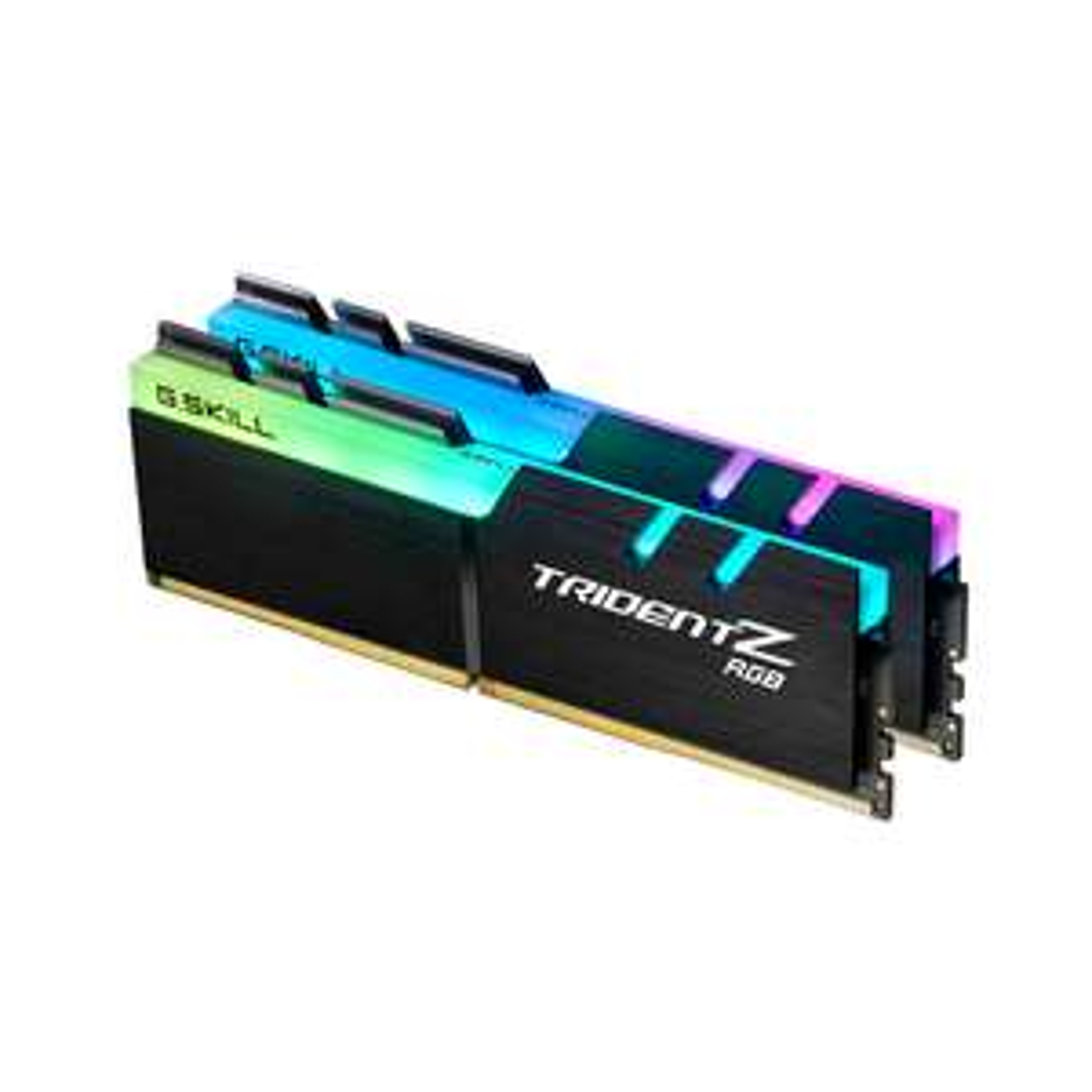 G.Skill Trident Z RGB DIMM Kit 32GB, DDR4-3600, CL16-16-16-36 (F4-3600C16D-32GTZR)