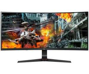 LG 34GL750-B (34 Zoll) Curved 21:9 UltraWide Full HD IPS Gaming Monitor (144Hz, 1ms,FreeSync), [Electronics, Jacob & Office Lieferant]