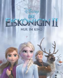 REWE-Treuepunkteaktion für Frozen 2 (Disney - Die Eiskönigin 2)