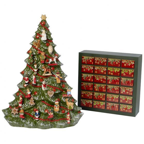 Villeroy & Boch Christmas Toys Memory Adventskalender Baum