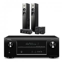Denon AVR-2113 + Jamo S 606 HCS 3 für 899,00 € inklusiv VSK
