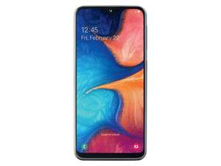 Online/Offline Samsung Galaxy A20e - 32GB - Schwarz (Ohne Simlock) (Dual-SIM) + Lidl Prepaid 9,99 Euro