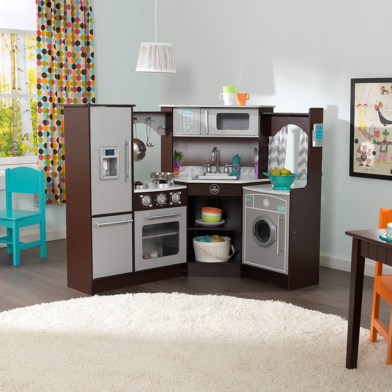 KidKraft Spielküche mit Lichtern und Geräuschen