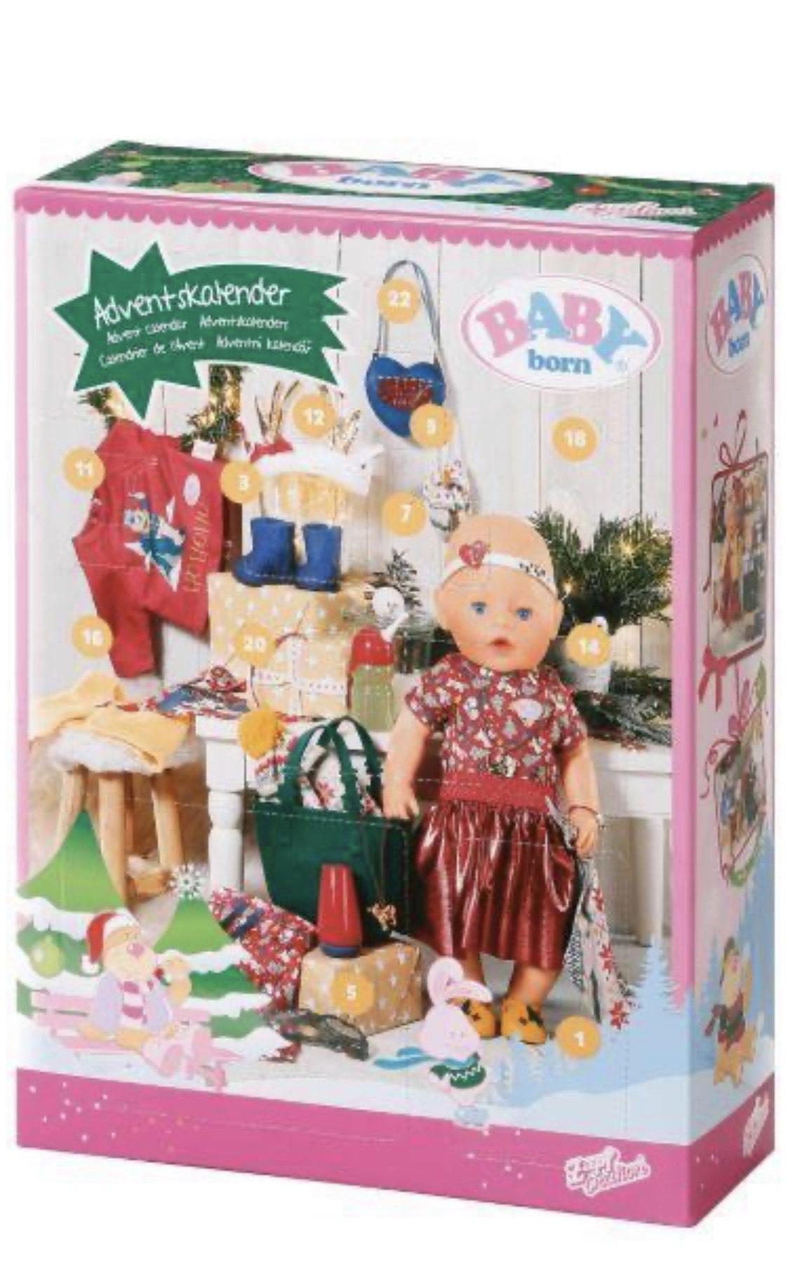 Baby Born Adventskalender