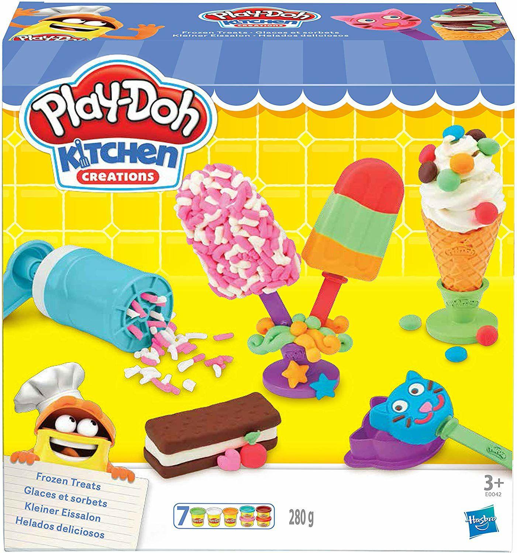 Hasbro Play-Doh E0042EU4 - Kleiner Eissalon (Amazon Prime)