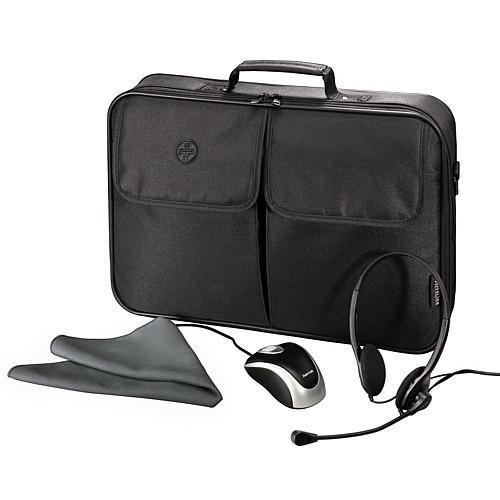 """Hama Notebook-Starter-Kit, Displaygrößen bis 44 cm (17,3"""") für 7,50€ @karstadt"""