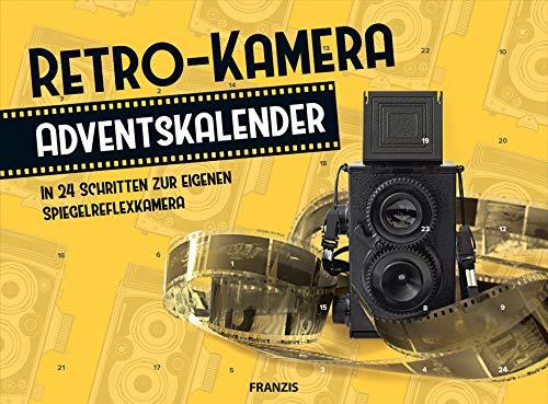 Retro Kamera Adventskalender - in 24 Schritten zur eigenen Retro-Fotokamera