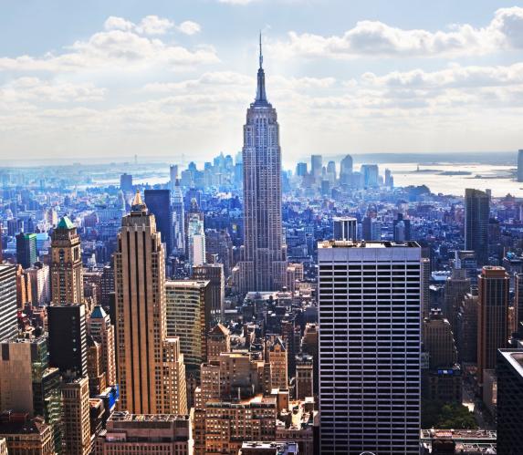 Flüge: New York / USA - Nonstop Hin- und Rückflug mit Lufthansa von Frankfurt in den Sommerferien 2020 ab 306€