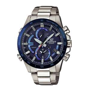 Casio Edifice Herrenchronograph Solar Bluetooth EQB-900DB-2AER