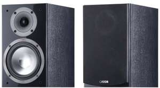 Canton SP 206 Kompaktlautsprecher schwarz für 99€ inkl. Versandkosten (Paarpreis!)