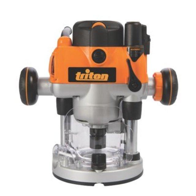Triton MOF001 Oberfräse Stationär- oder Handbetrieb 1400W