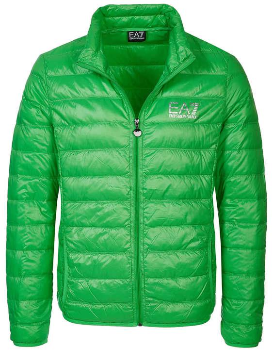 EA7 Emporio Armani Daunenjacke grün + 6,90 € Versand