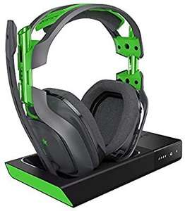 ASTRO Gaming A50 Headset (kabellos) + Basisstation mit Dolby 7.1 Surround Sound [Amazon Marketplace]