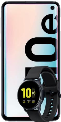 Samsung Galaxy S10e + Watch Active im Telekom Congstar (10GB LTE) mtl. 25€ einm. 111€   Apple iPhone 8 64GB 77€   Oneplus 7 256GB 99€