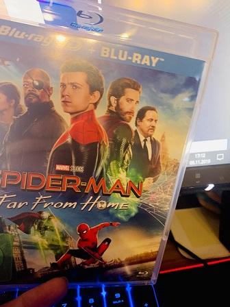 [Expert Bamberg/Lichtenfels] Spider-Man: Far From Home 3D-BluRay