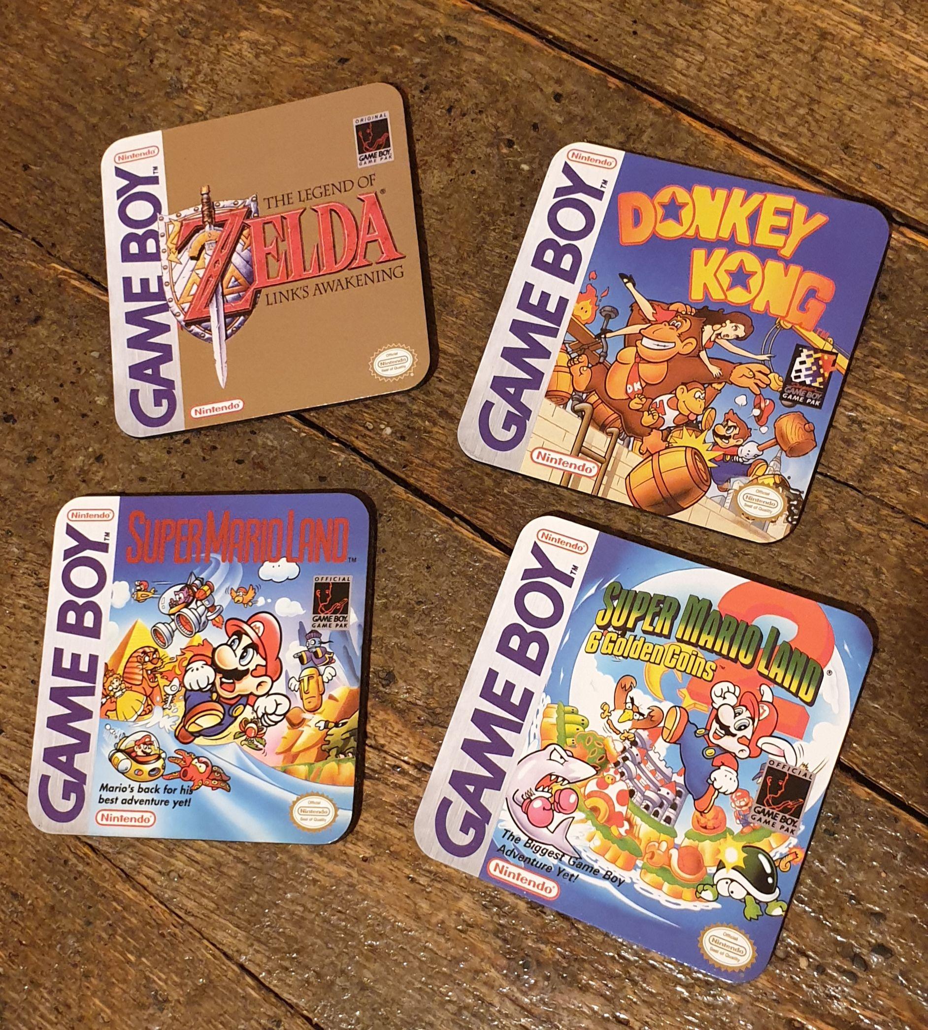 [Lokal Berlin Tedi] Nintendo Gameboy Untersetzer