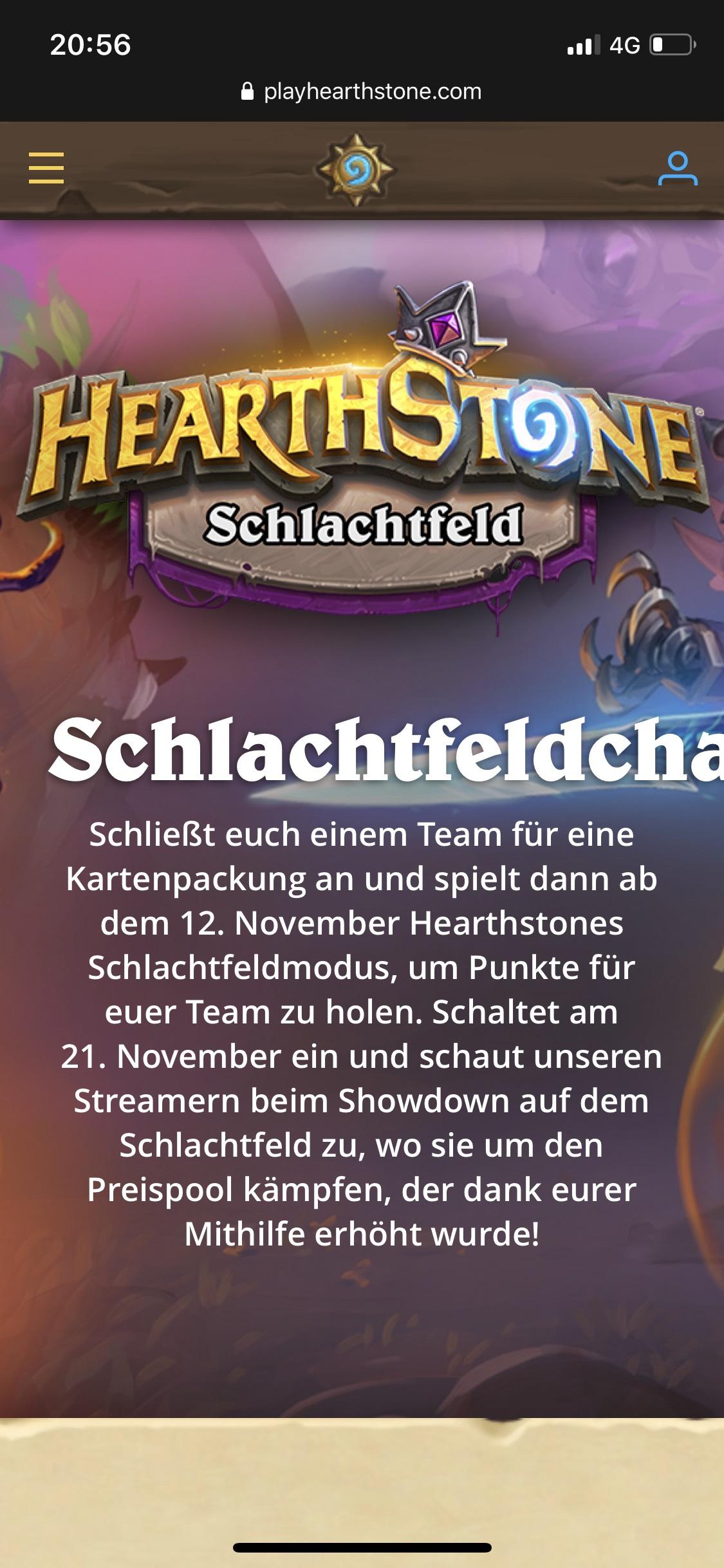 Hearthstone Gratis Pack(s)