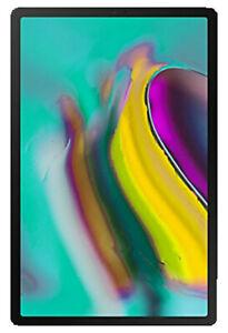 SAMSUNG Galaxy Tab S5E Wi-Fi, Tablet, 64GB, 4GB RAM, 10.5 Zoll, Android, Schwarz, 2.560 x 1.600 Pixel, Qualcomm 670, Akku 14,5h, 400g, USB-C