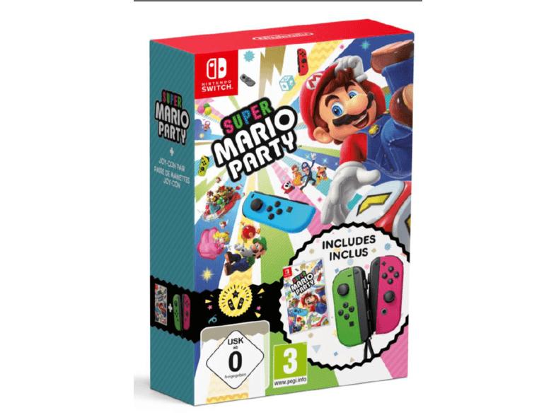 Super Mario Party + Joy-Con Set [Nintendo Switch] (Paydirekt/Vorbestellung)