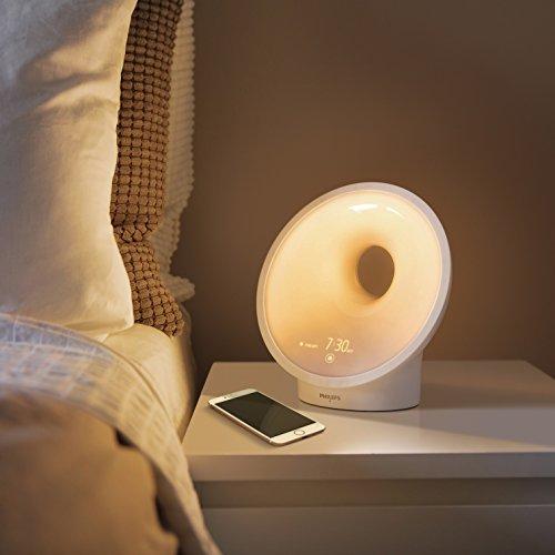 [Amazon] Philips Somneo Sleep and Wake-up Light (HF3671/01)