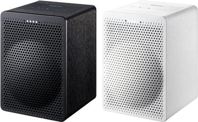 Onkyo G3 - Smart Speaker (Google Assistant, WLAN, Bluetooth, Chromecast, Multiroom ) in schwarz oder weiß