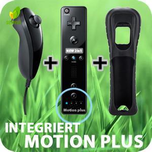 Wii Motion Plus + Nunchuck + Hülle 19,98 Euro  - Kein Original aber Versand aus Deutschland