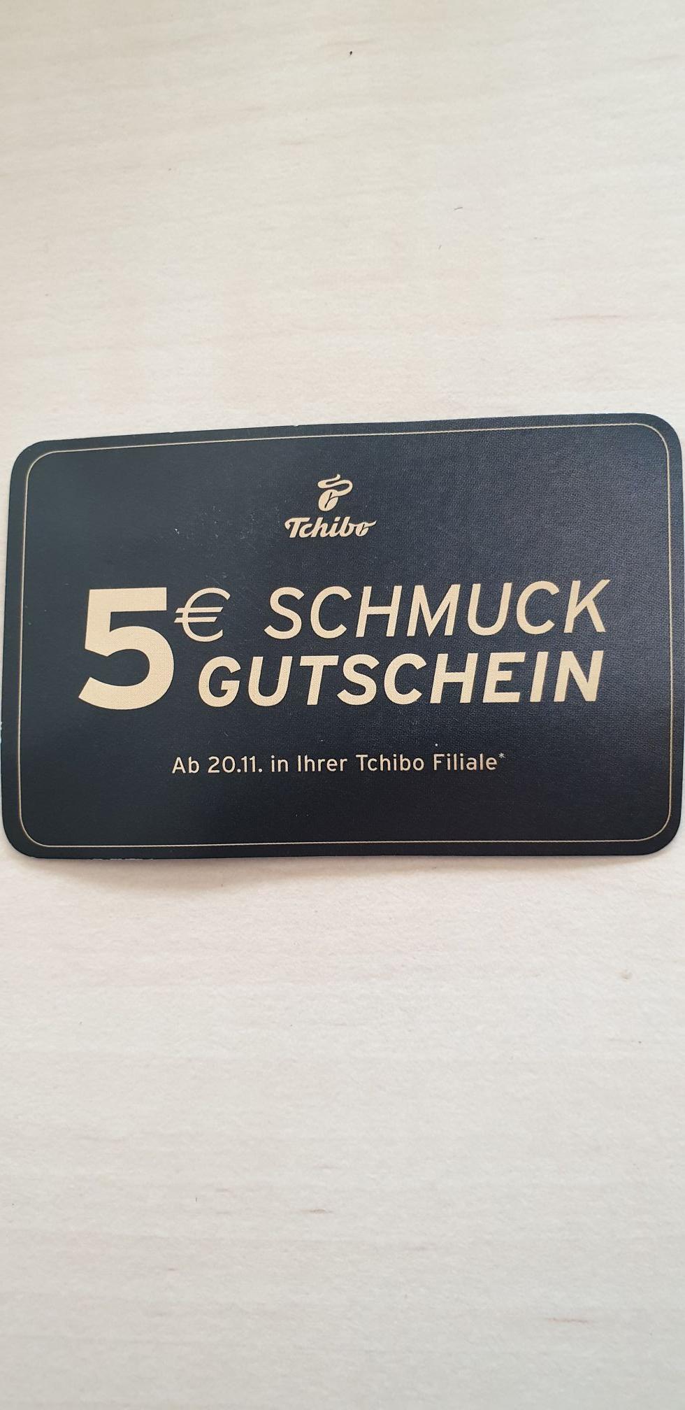 -5€ Schmuckgutschein ab 30€ Einkauf/Lokal