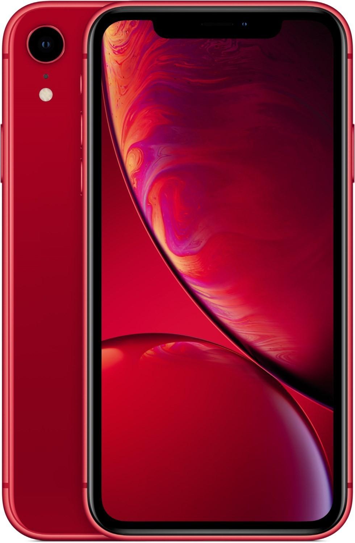 Apple iPhone XR 128GB rot für 629,46€ inkl. Versandkosten
