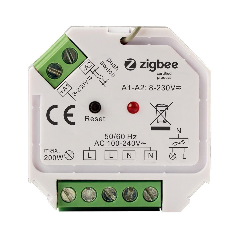 Müller Licht Tint Smart Switch Zigbee 3.0 Unterputz Schalter für Hue, Tradfri