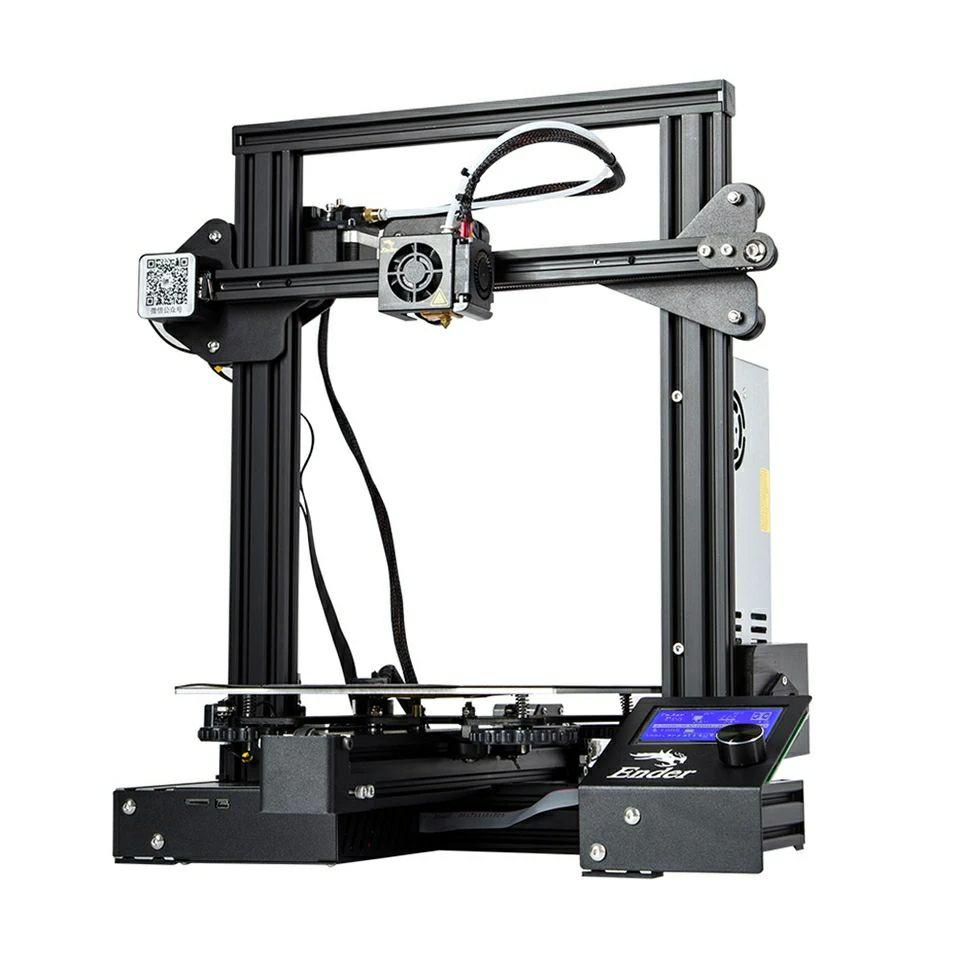 Creality Ender 3 Pro: 3D Drucker (Alu-Rahmen, 22x22x25 cm) | Versand aus DE