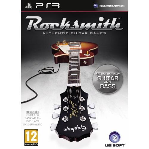 Rocksmith PS3 inkl. £2 Amazon MP3-Gutschein für 51,96 [AmazonUK]