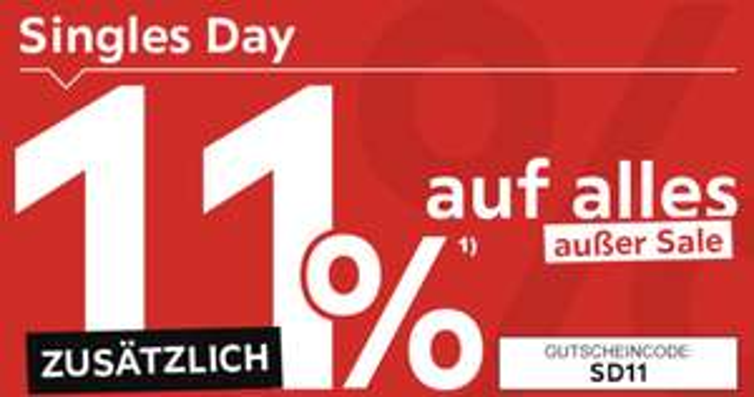 11% Rabatt auf alles bei XXXLUTZ (außer Sale)
