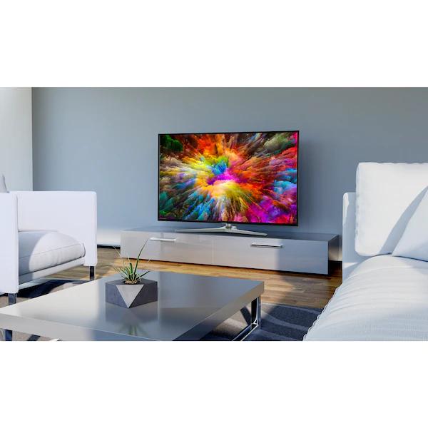 "MEDION LIFE X15049 Smart-TV, 50"" UHD, HDR, Dolby Vision, PVR ready, Netflix, Amazon Prime Video, Bluetooth, DTS HD, HD Triple Tuner, CI+"