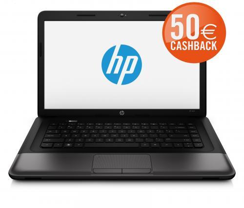 HP 650 4GB/500GB Pentium 2,4Ghz Dual Core Win8 - Cashback + GS @Cyberport.de