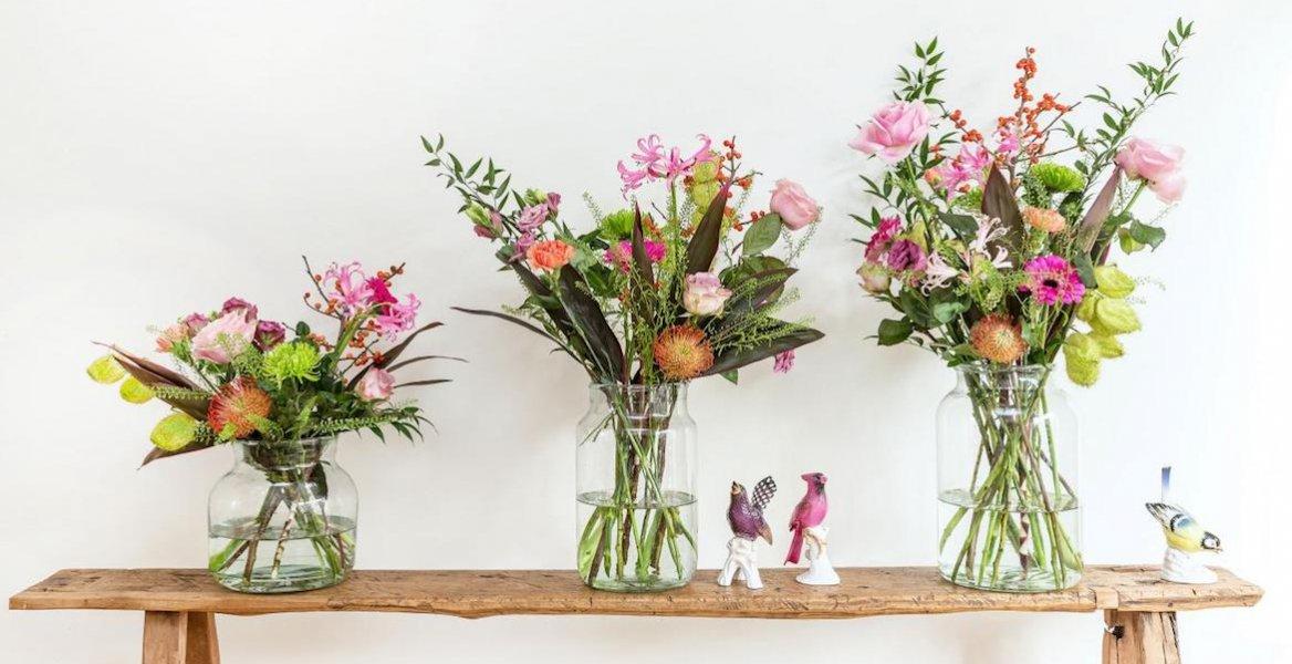 Bloomon - Gutschein Aktion - Kostenlose Vase zur ersten Blumen-Bestellung (Neukunden) Ersparnis bis 30 Euro