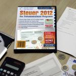 [Aldi Süd ab 27.12.] Steuer 2012 (entspricht t@x 2013 und ähnlich WISO SteuerSparbuch 2013)