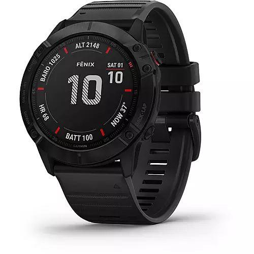 Garmin Fenix 6X Pro Multisport-Smartwatch